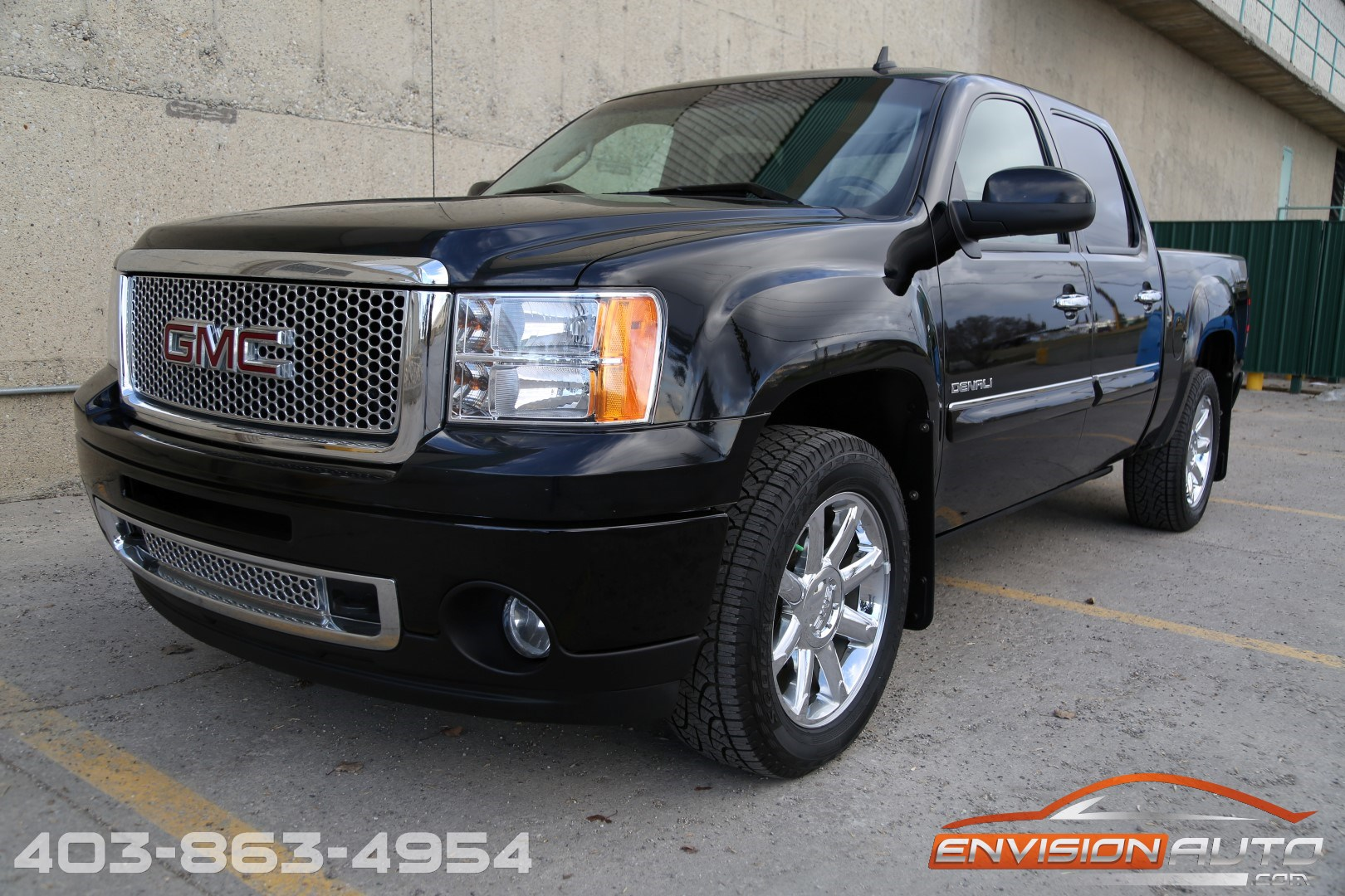 2012 gmc sierra 1500 denali crew cab awd envision auto. Black Bedroom Furniture Sets. Home Design Ideas
