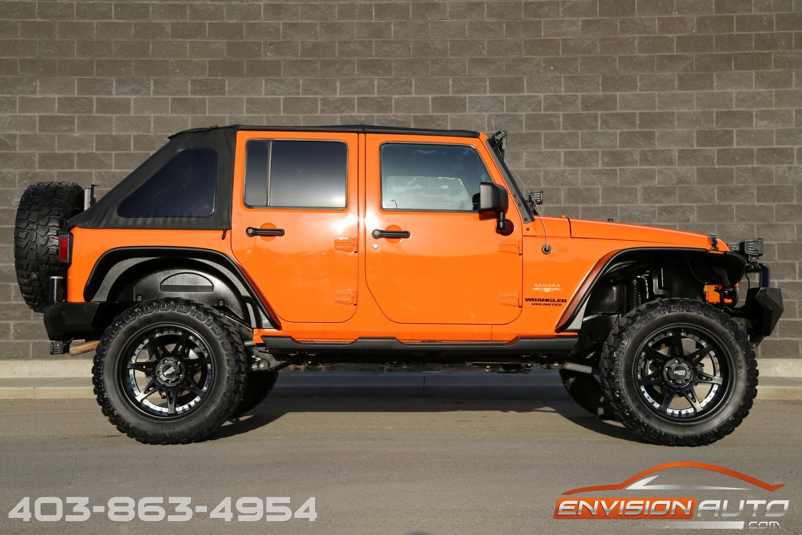 2012 jeep wrangler unlimited sahara bds lift 35in tires envision auto. Black Bedroom Furniture Sets. Home Design Ideas