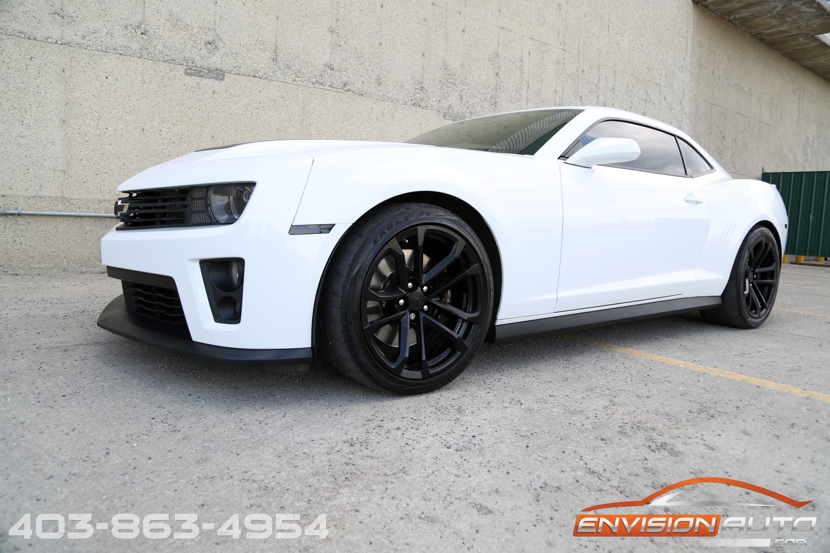 2014 Chevrolet Camaro Zl1 Recaro Navi Blacked Out