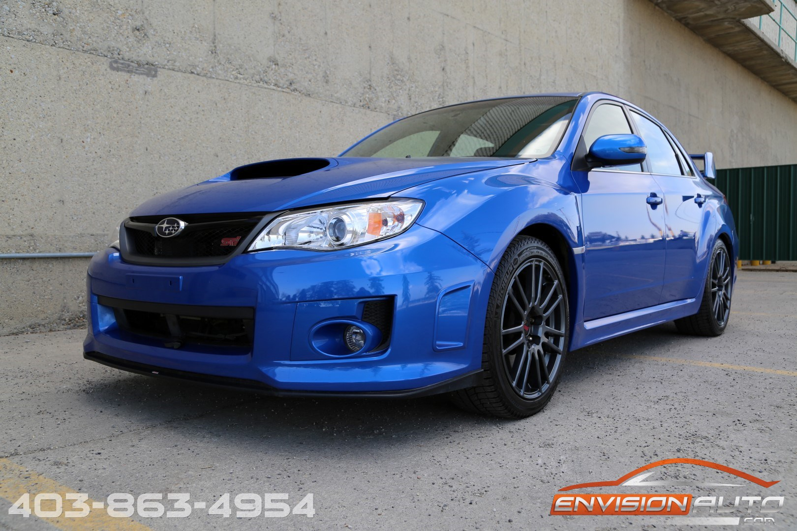 2014 subaru impreza wrx sti tsurugi edition envision auto. Black Bedroom Furniture Sets. Home Design Ideas