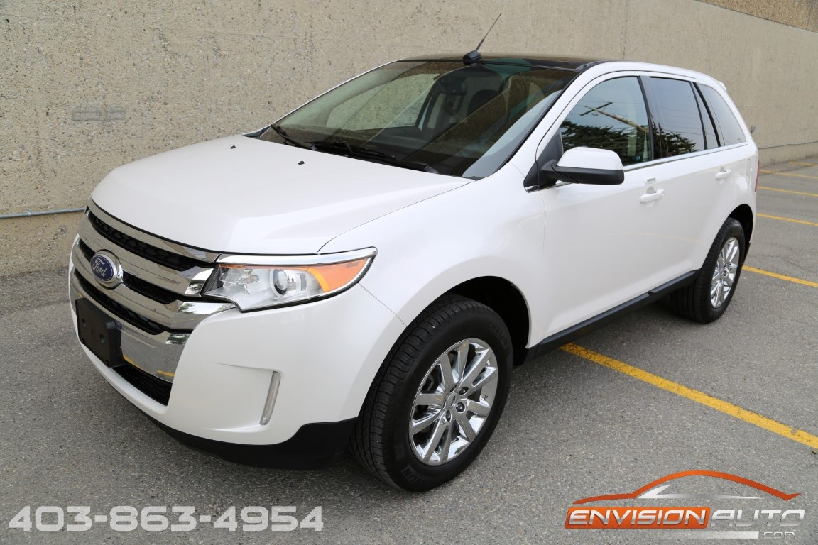 2013 ford edge limited awd envision auto. Black Bedroom Furniture Sets. Home Design Ideas