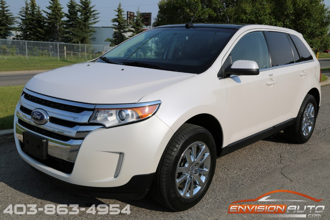 2013 Ford Edge Limited Awd Envision Auto Calgary