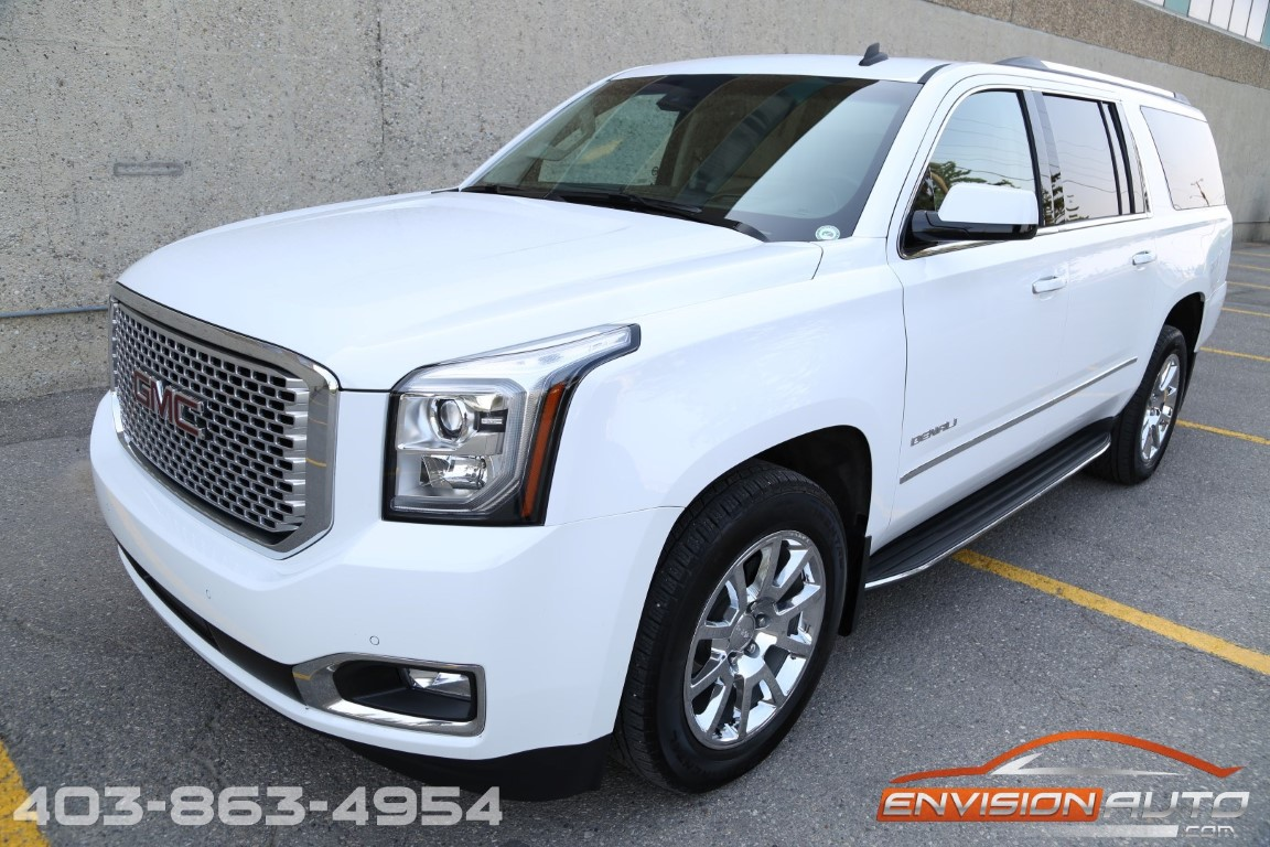 2015 gmc yukon denali xl touring pkg adaptive cruise envision auto. Black Bedroom Furniture Sets. Home Design Ideas