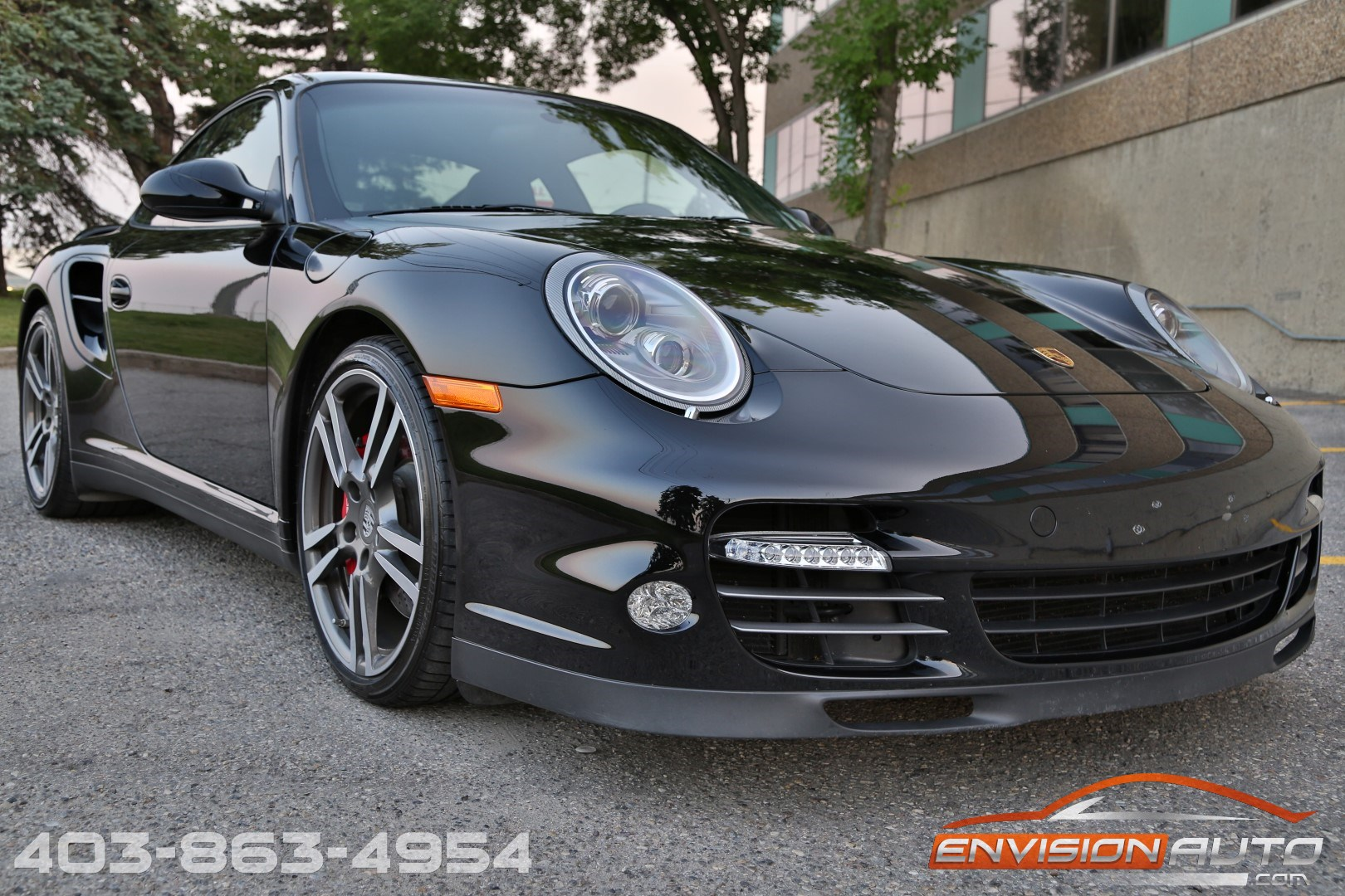 2011 porsche 911 turbo awd pdk only 34kms envision auto. Black Bedroom Furniture Sets. Home Design Ideas