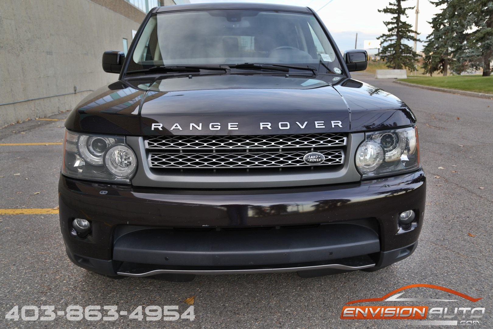 2010 land rover range rover sport supercharged envision auto. Black Bedroom Furniture Sets. Home Design Ideas