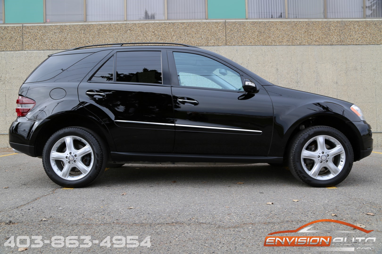 2008 Mercedes-Benz ML350 4Matic | Envision Auto - Calgary Highline Luxury Sports Cars & SUV ...