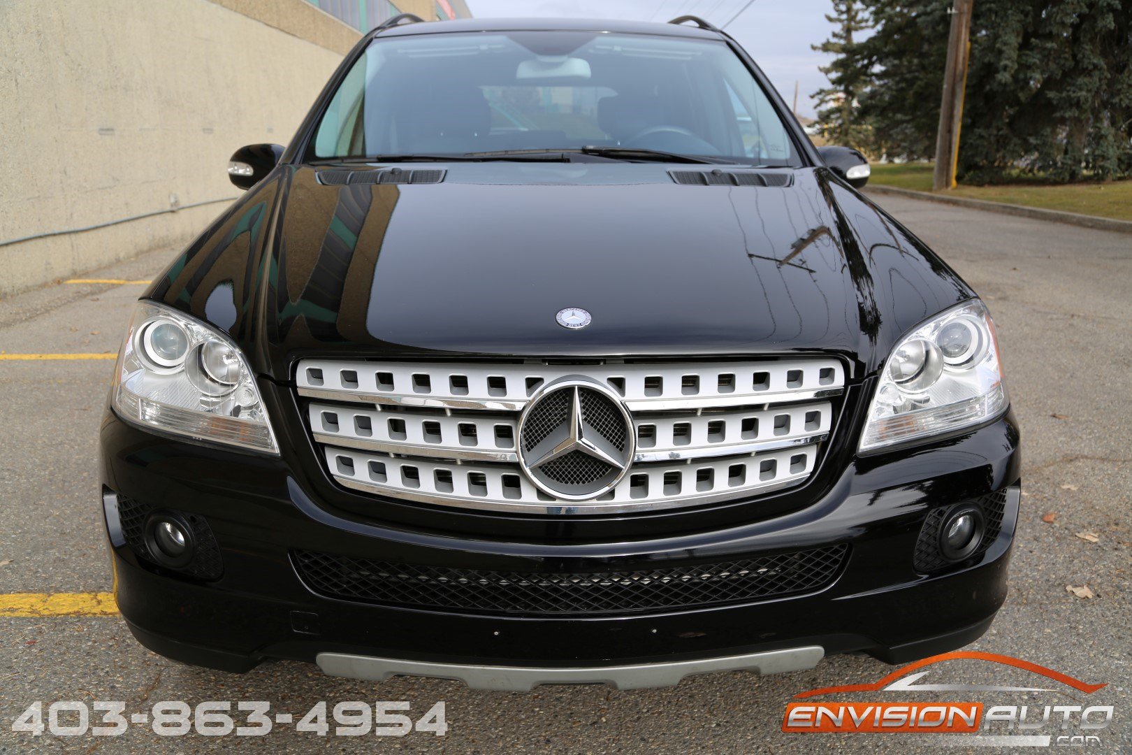2008 mercedes benz ml350 4matic envision auto for 2008 mercedes benz ml350