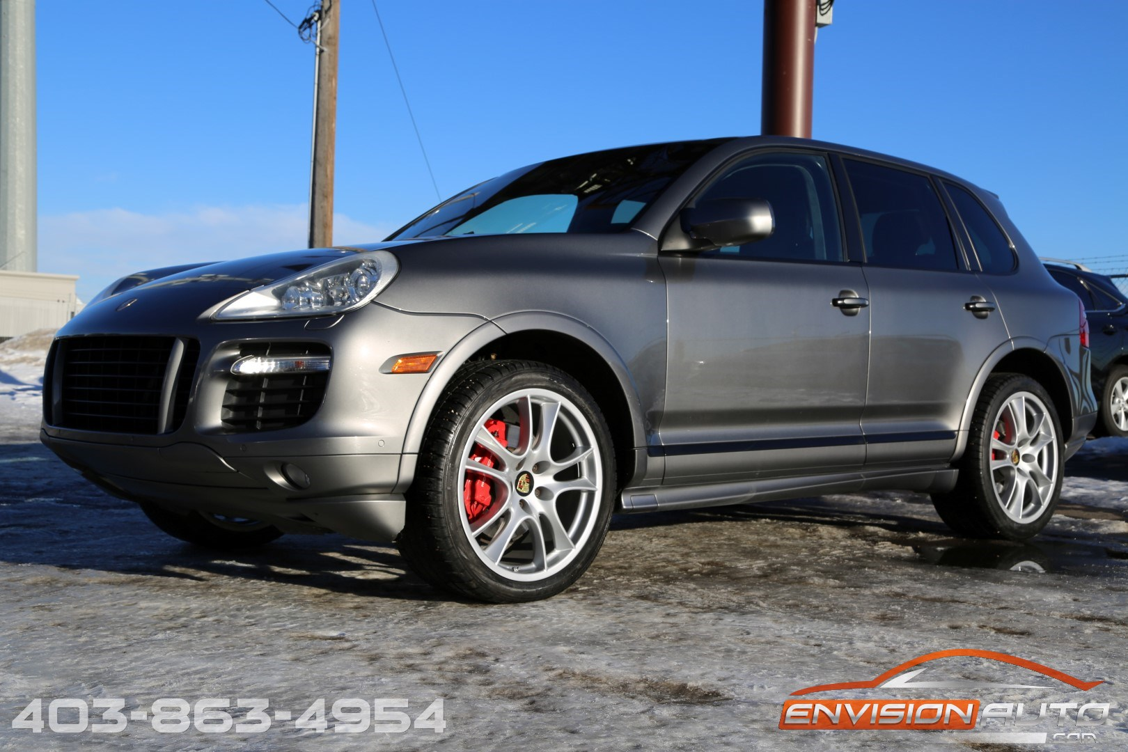 2009 porsche cayenne gts awd envision auto. Black Bedroom Furniture Sets. Home Design Ideas