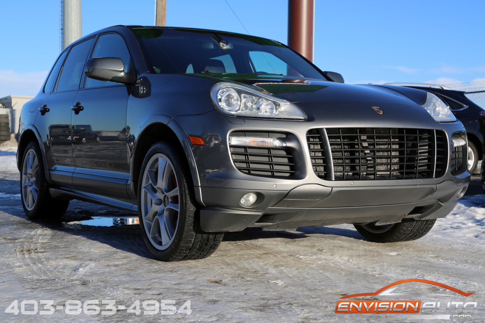 2009 porsche cayenne gts awd envision auto calgary highline luxury sports cars suv specialists. Black Bedroom Furniture Sets. Home Design Ideas