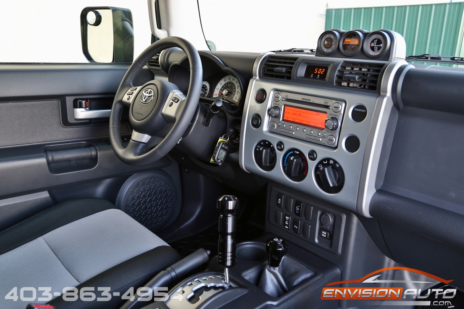 2014 Toyota FJ Cruiser Trail Teams Ultimate Edition – FINAL YEAR! | Envision Auto - Calgary