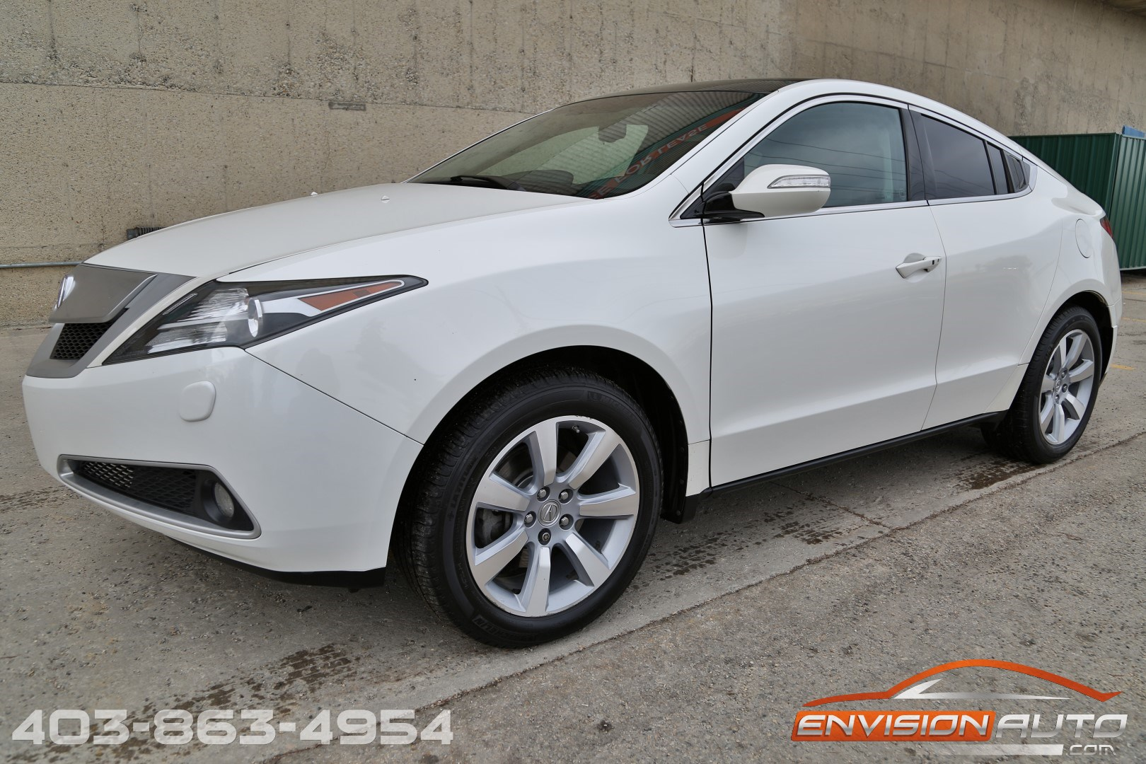 Acura acura zdx 2010 : 2010 Acura ZDX Technology Package - Envision Auto