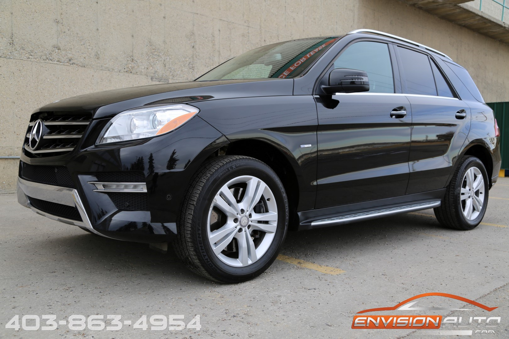 2012 mercedes benz ml350 4matic envision auto. Black Bedroom Furniture Sets. Home Design Ideas