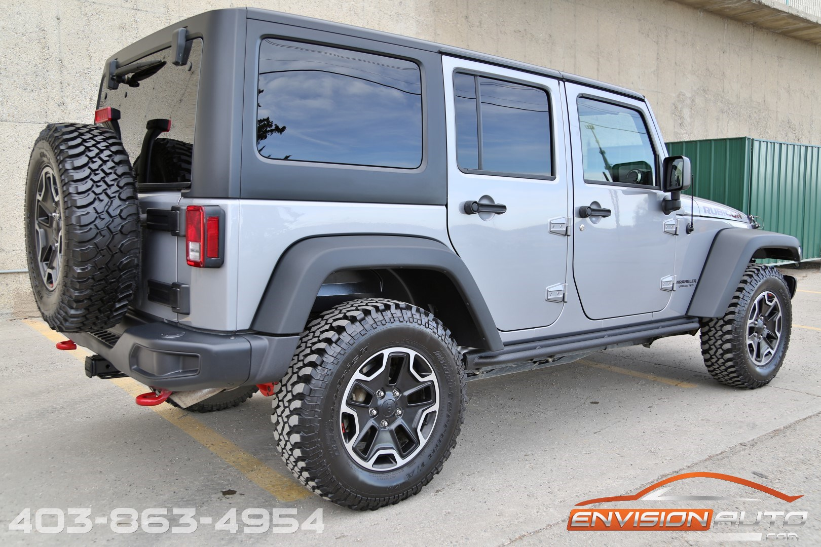 2015 jeep wrangler unlimited rubicon 4 4 hard rock edition envision auto calgary highline. Black Bedroom Furniture Sets. Home Design Ideas