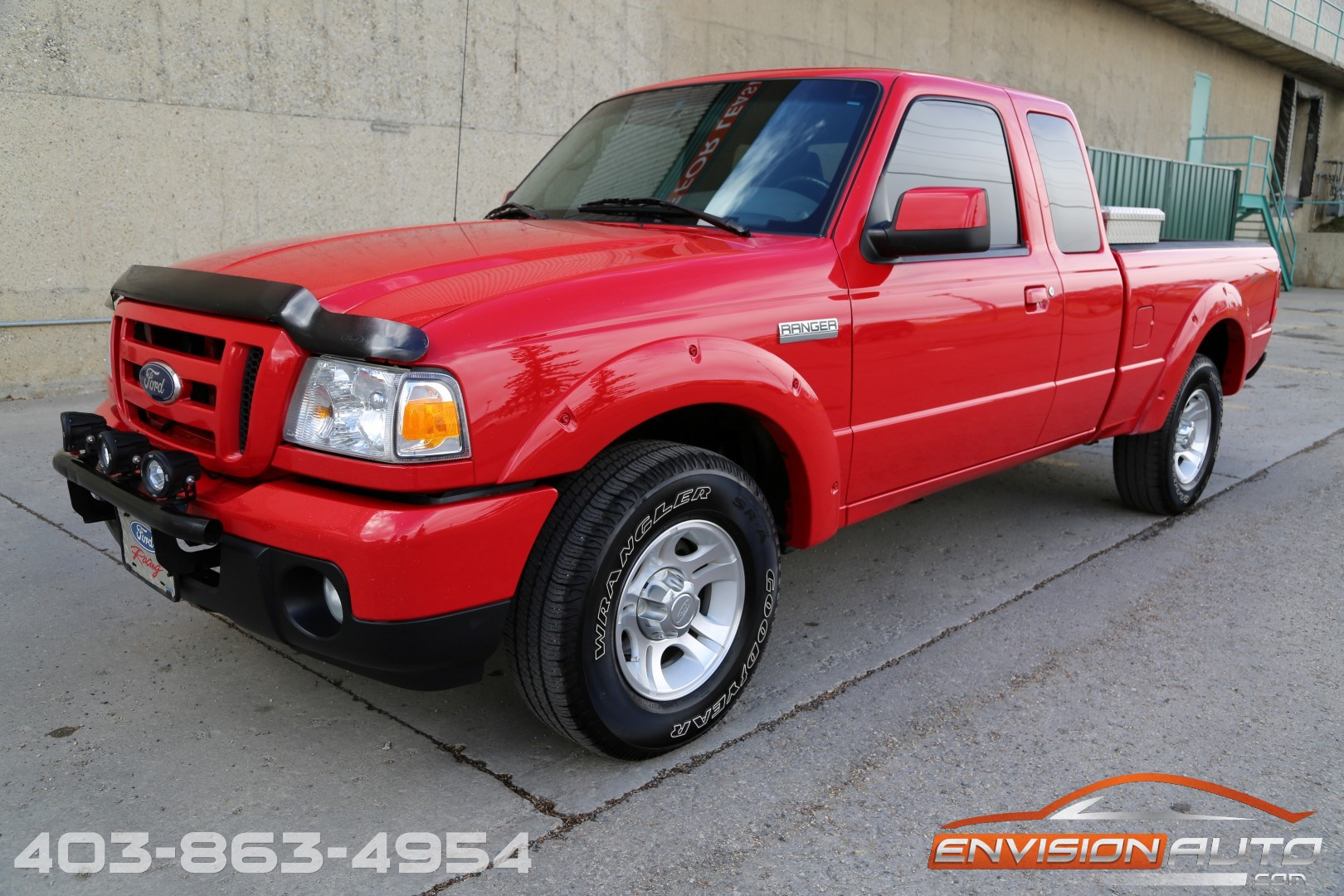 2011 ford ranger super cab sport 1 local owner envision auto. Black Bedroom Furniture Sets. Home Design Ideas