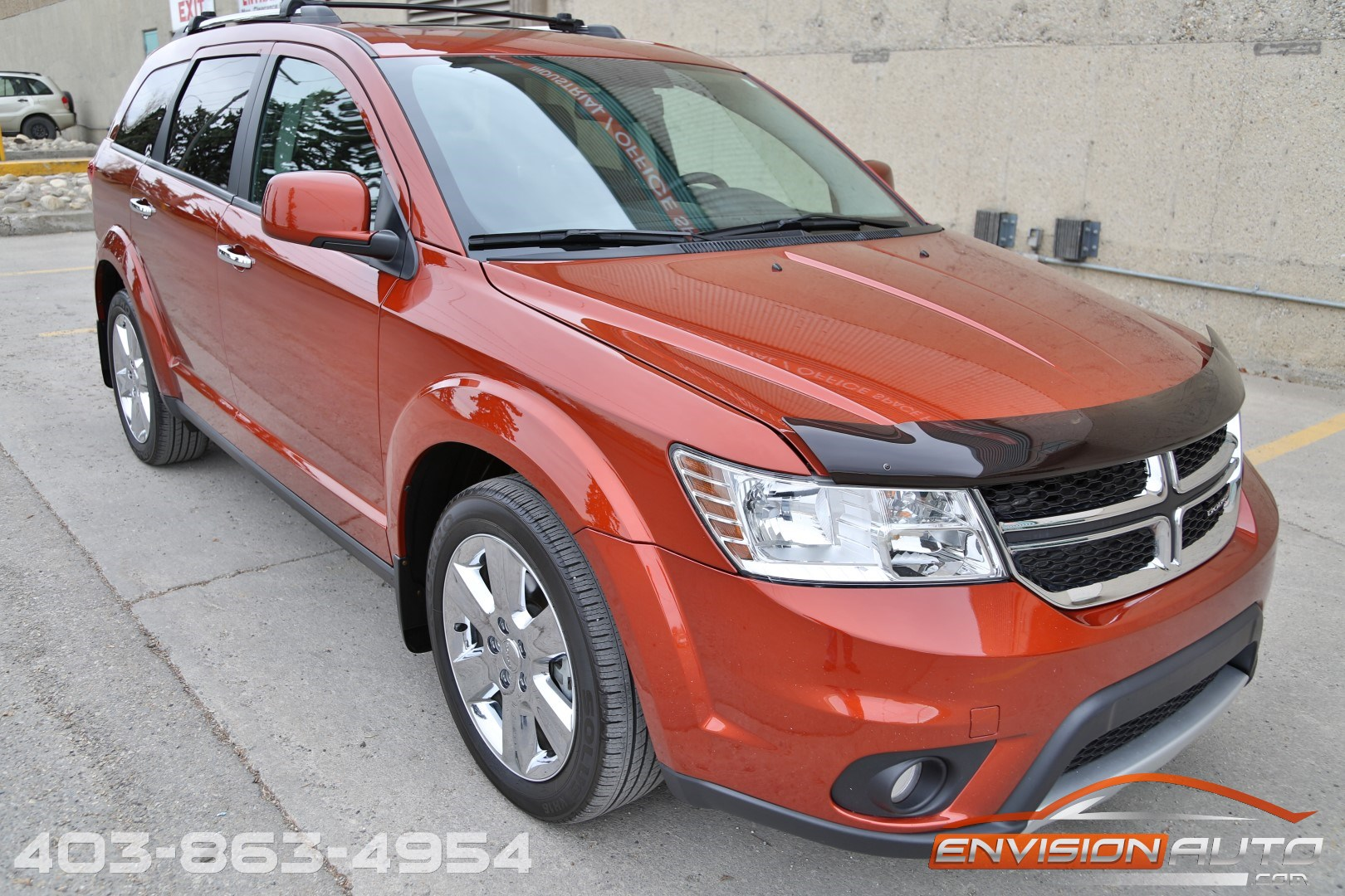 2013 dodge journey r t awd envision auto. Black Bedroom Furniture Sets. Home Design Ideas