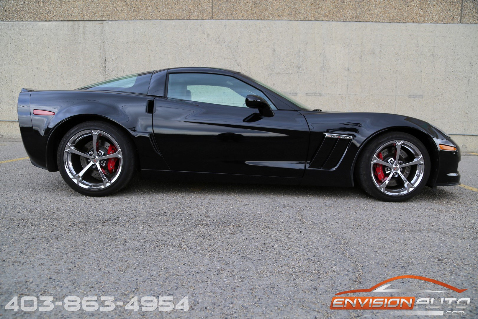 2013 chevrolet corvette grand sport coupe 3lt 60th. Black Bedroom Furniture Sets. Home Design Ideas