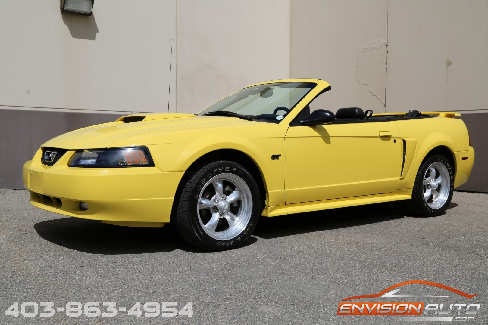 2002 Ford Mustang Gt Convertible 1 Owner Only 8 000