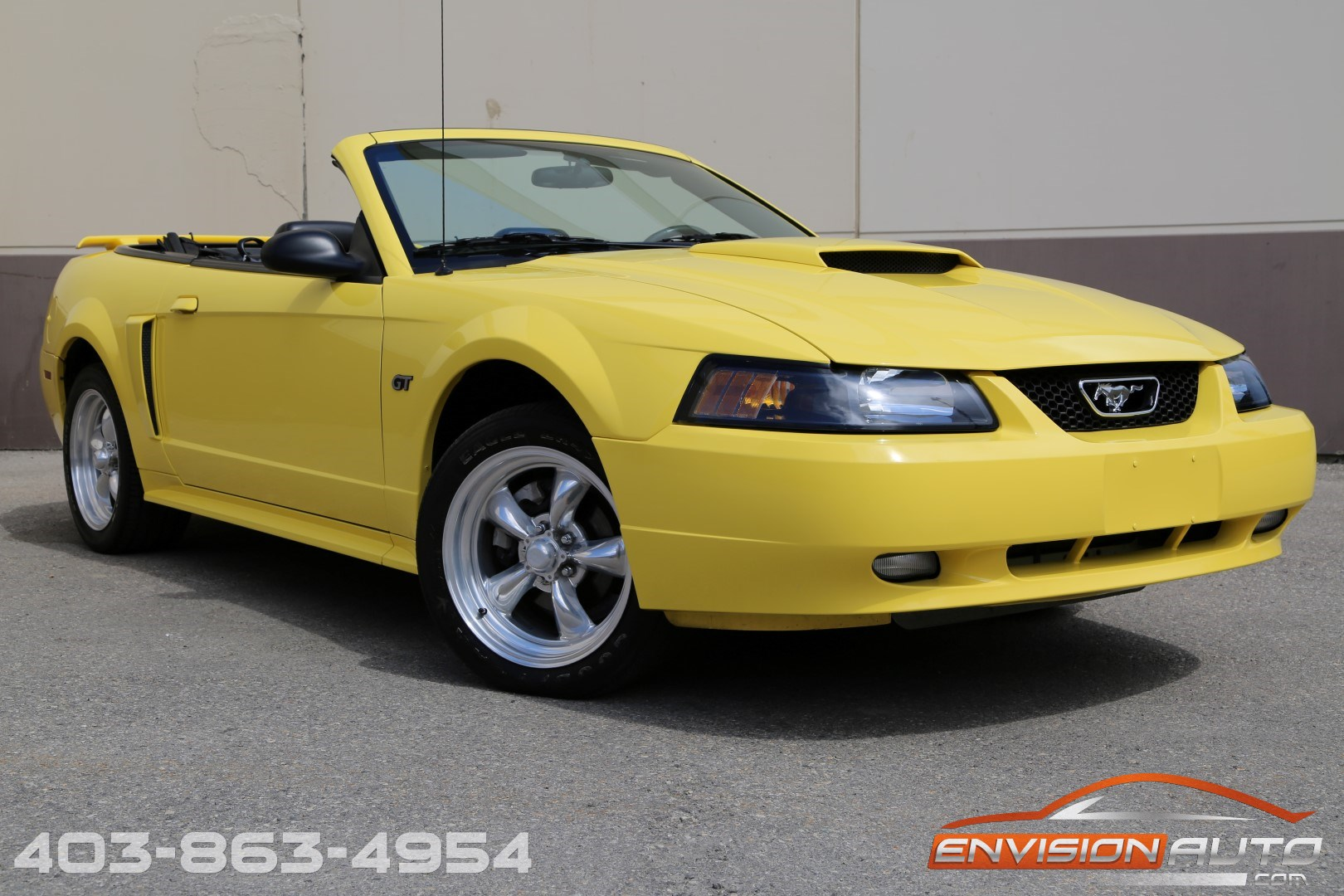 2002 ford mustang gt convertible