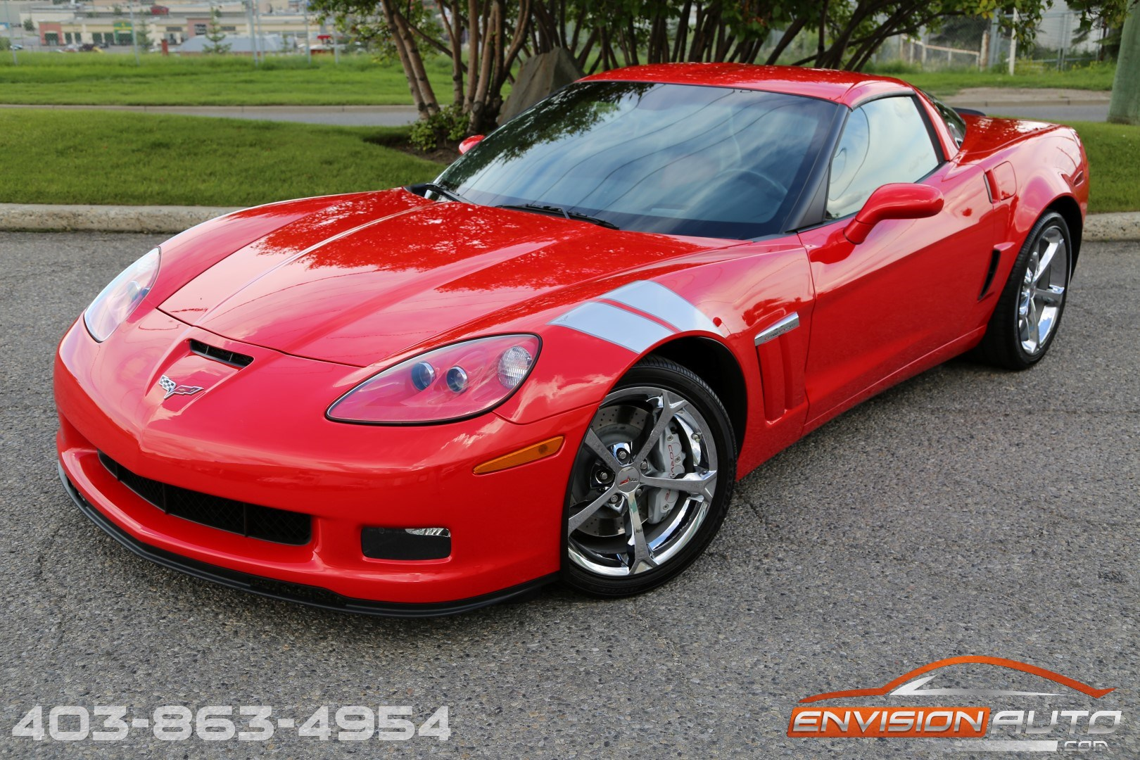 2010 chevrolet corvette grand sport coupe 1sb one local alberta owner envision auto. Black Bedroom Furniture Sets. Home Design Ideas