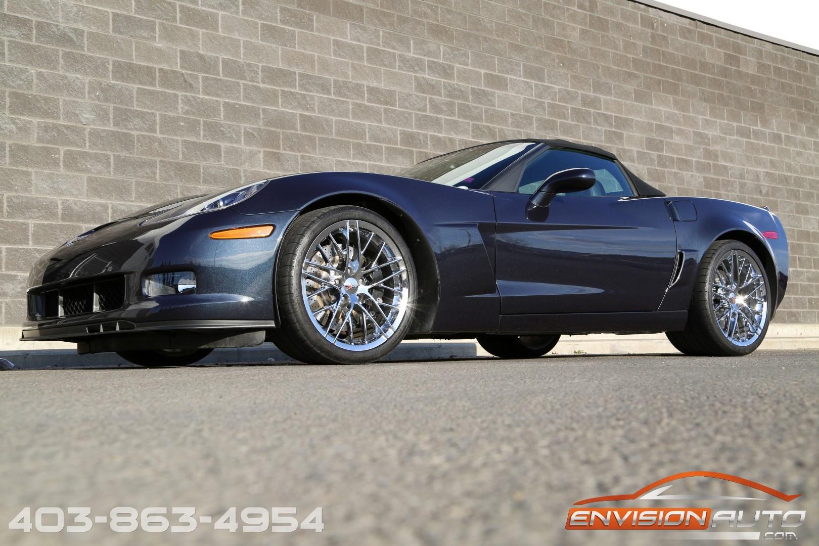 2013 Chevrolet Corvette 427 Convertible 7 0l V8 Ls7