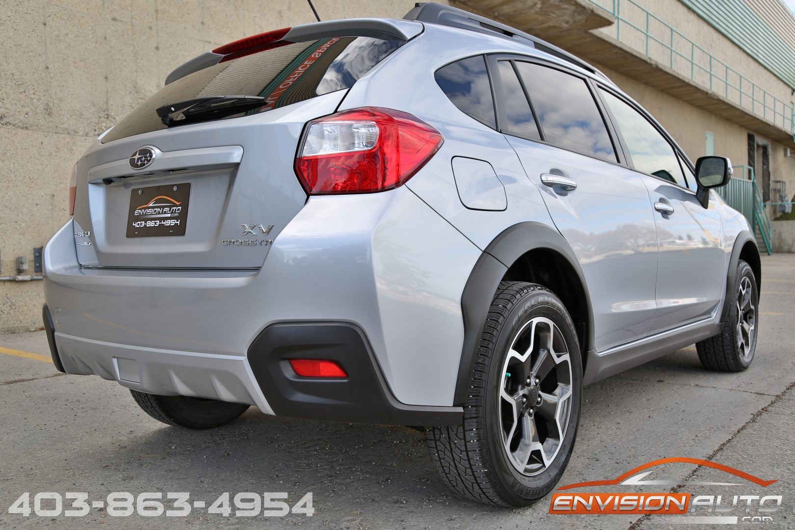 2014 Subaru XV Crosstrek Limited – 1 Owner – Spotless ...