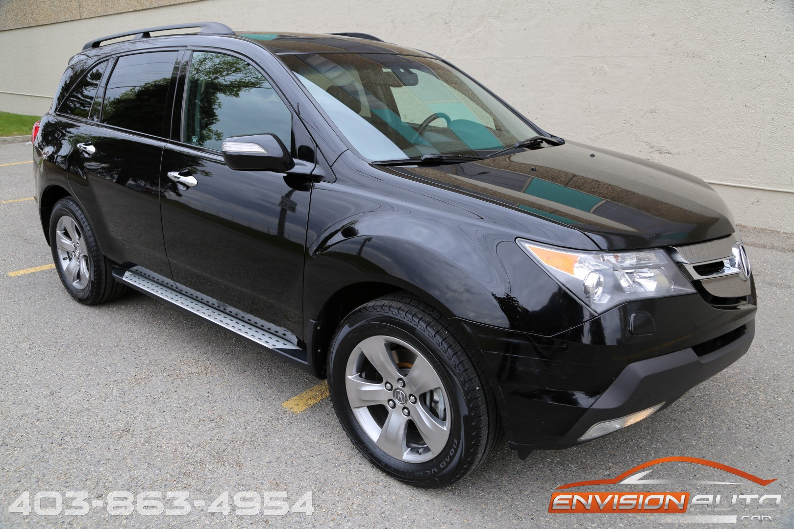 2007 acura mdx awd tech elite envision auto calgary highline luxury sports cars suv. Black Bedroom Furniture Sets. Home Design Ideas