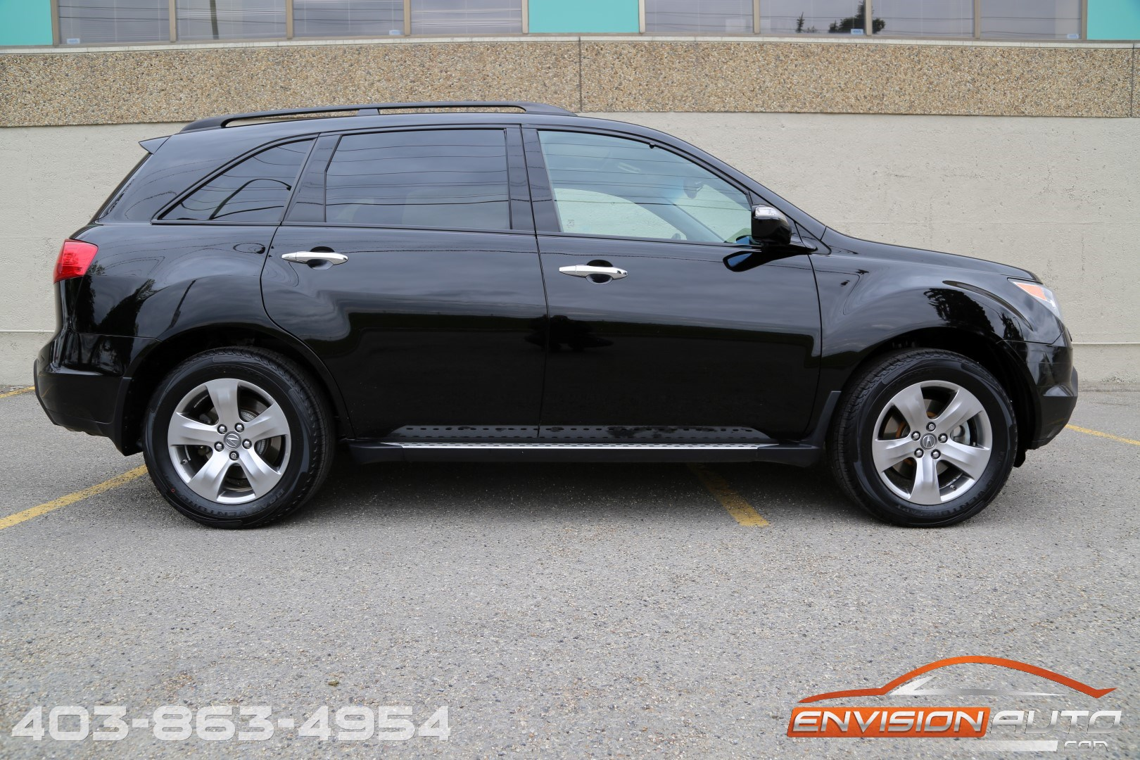 2007 Acura MDX AWD Tech & Elite | Envision Auto - Calgary ...