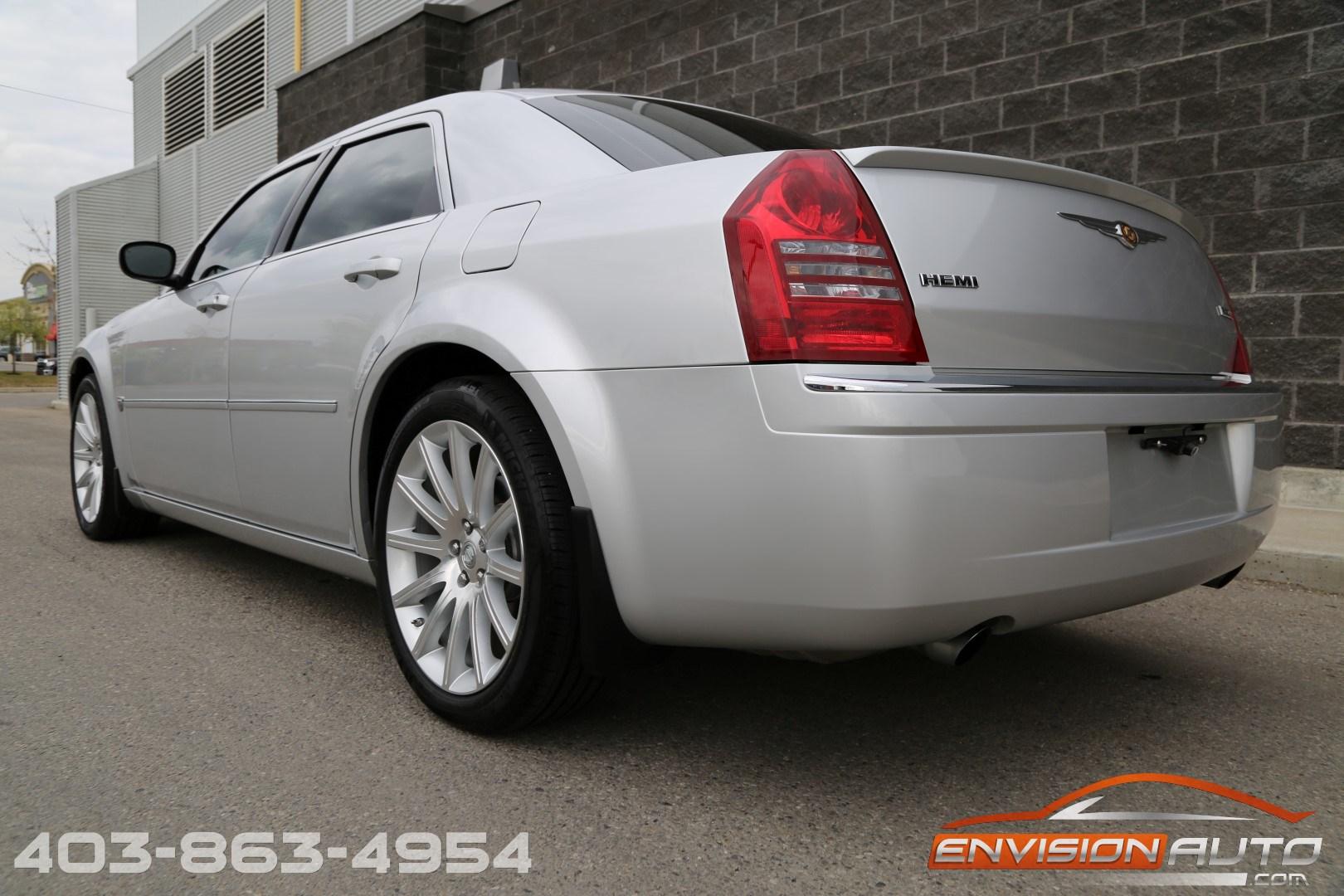 2007 Chrysler 300c 5 7l Hemi Only 40kms Envision Auto