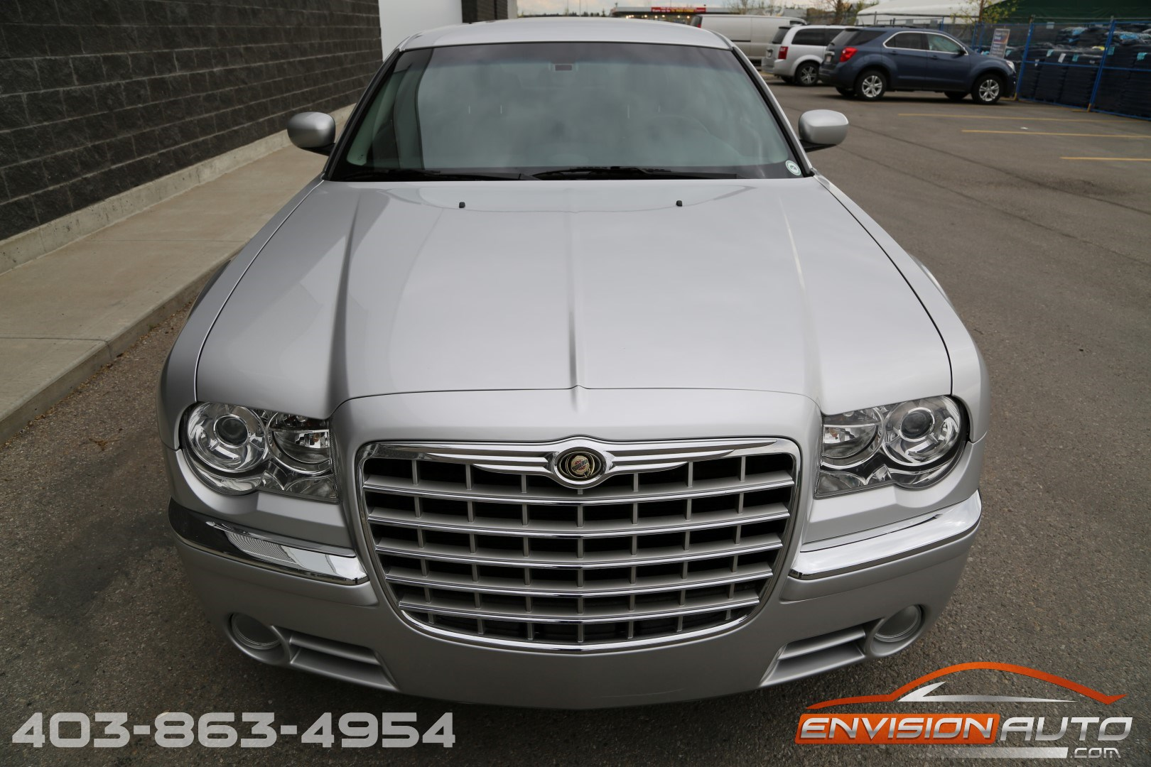 2007 chrysler 300c 5 7l hemi only 40kms envision auto. Black Bedroom Furniture Sets. Home Design Ideas
