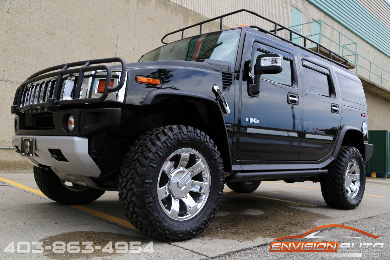 2009 h2 hummer suv loaded power boards exhaust envision auto. Black Bedroom Furniture Sets. Home Design Ideas