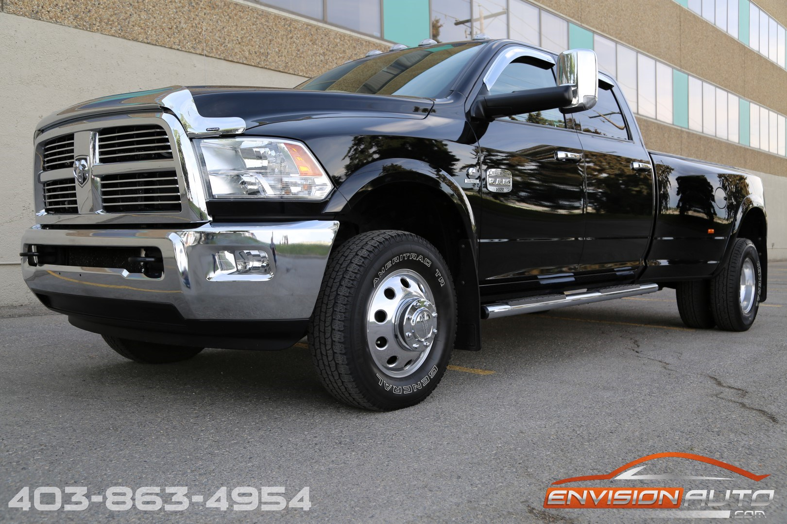 2012 dodge ram 3500 longhorn crew dually 4 4 fifth wheel aux fuel tank envision auto. Black Bedroom Furniture Sets. Home Design Ideas