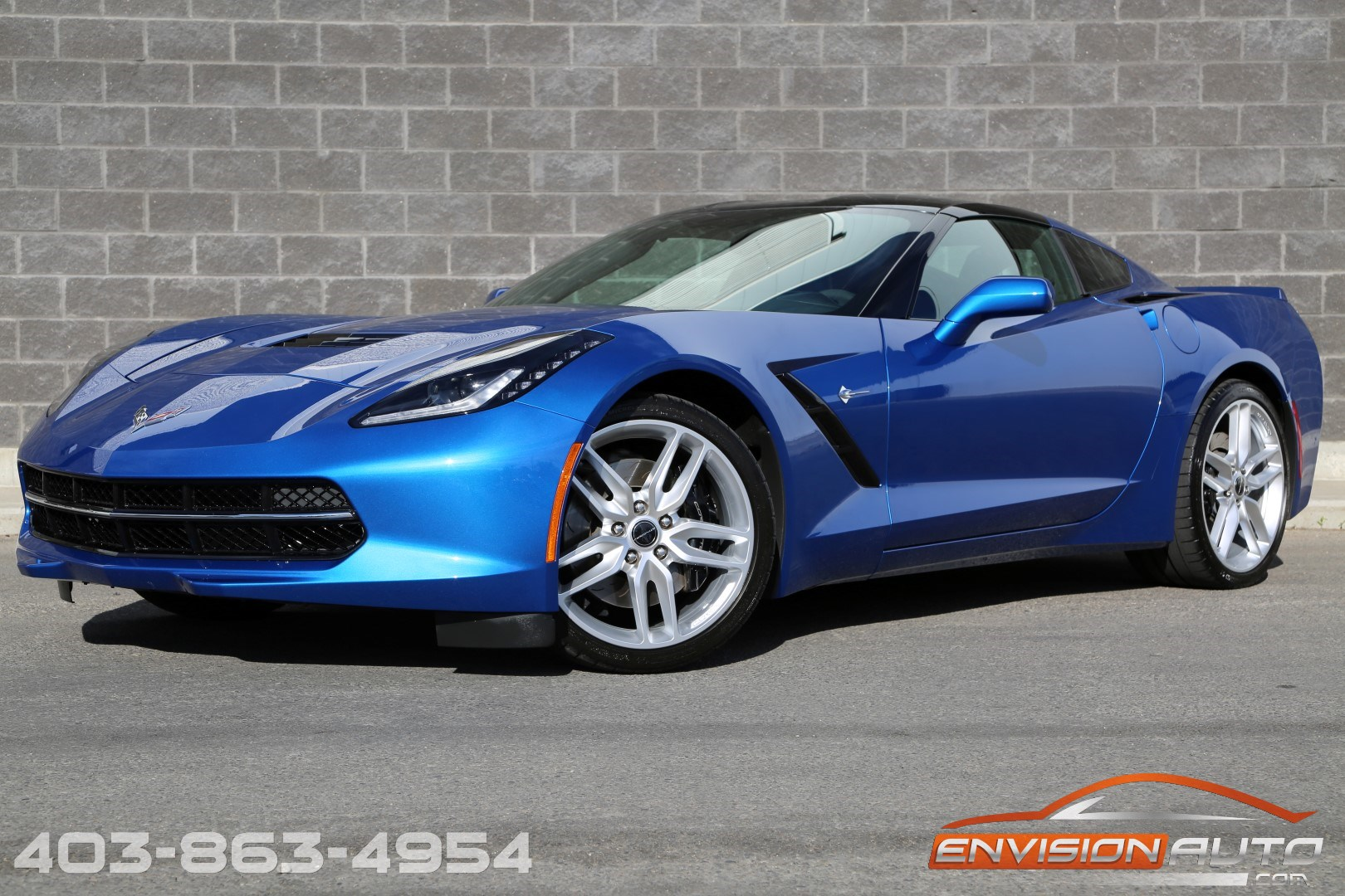 2015 chevrolet corvette stingray 3lt z51 competition seats glass roof envision auto. Black Bedroom Furniture Sets. Home Design Ideas