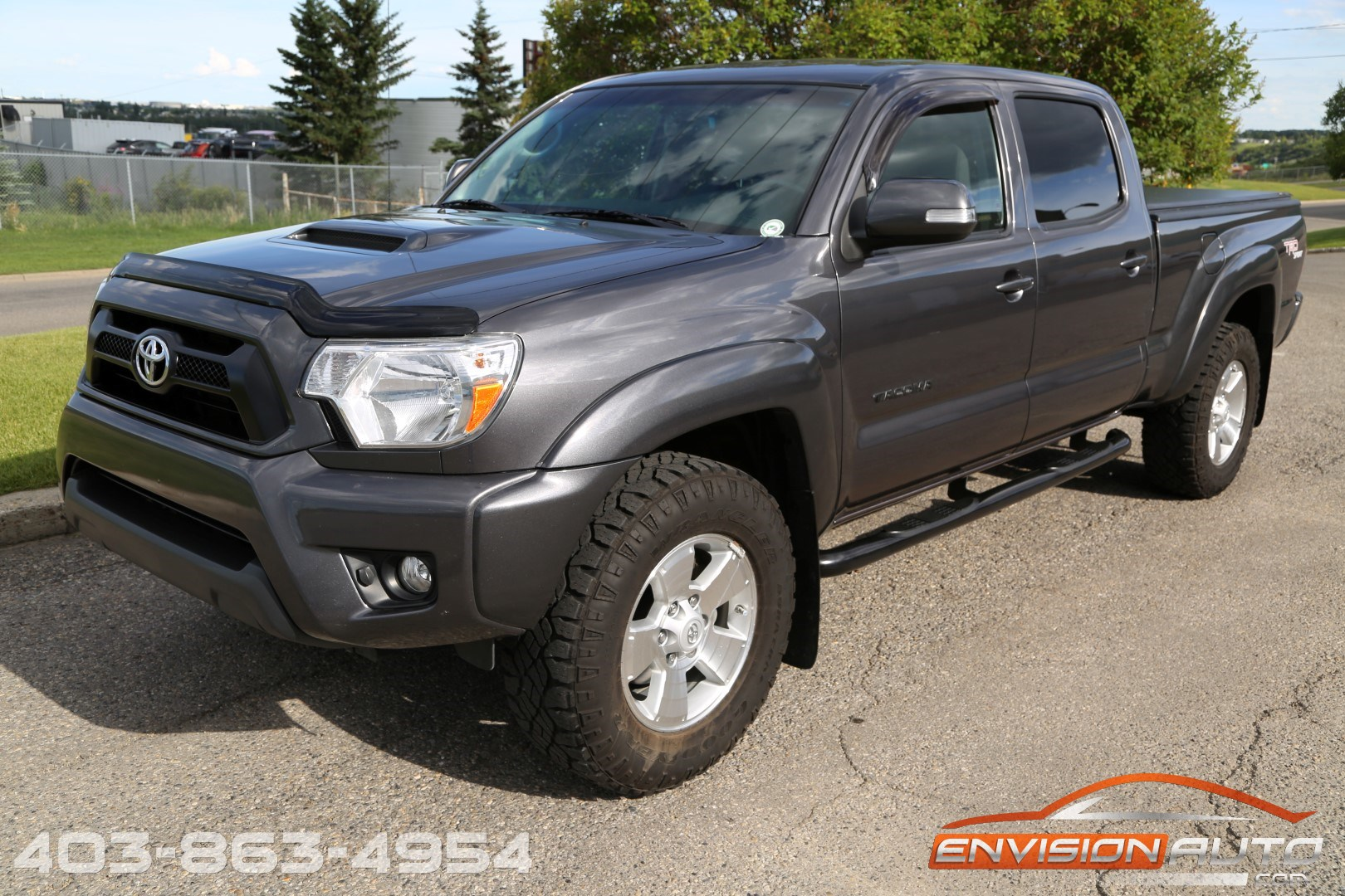 2013 toyota tacoma double cab 4 4 trd supercharged envision auto. Black Bedroom Furniture Sets. Home Design Ideas