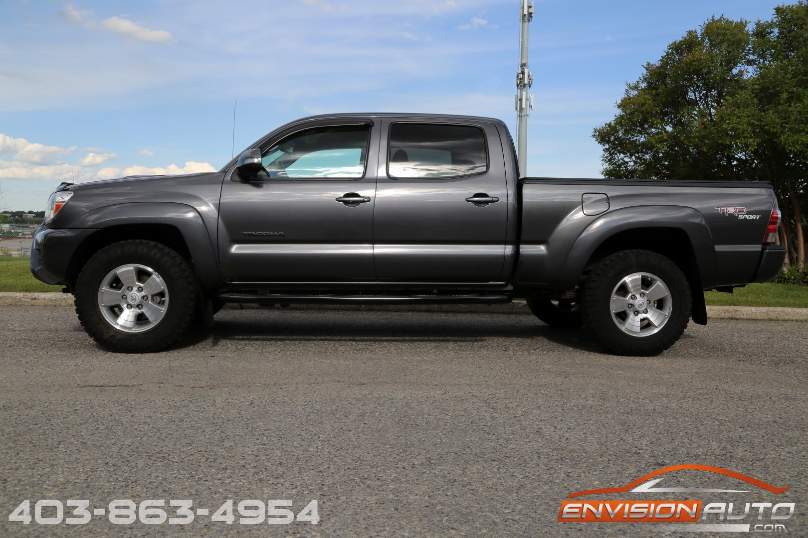 2013 toyota tacoma double cab 4 4 trd supercharged envision auto calgary highline luxury. Black Bedroom Furniture Sets. Home Design Ideas