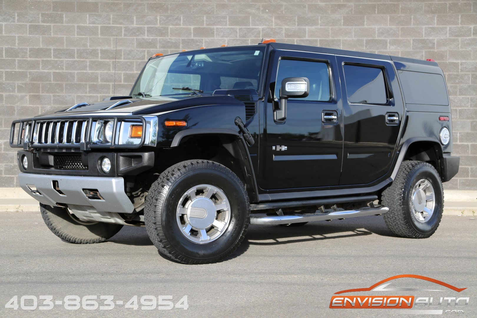 2008 H2 Hummer SUV Luxury Pkg – Air Ride