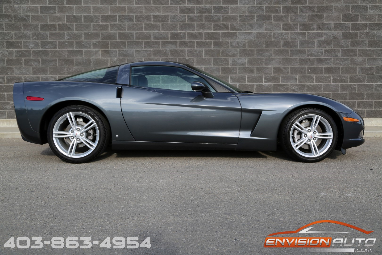 2009 chevrolet corvette coupe 3lt envision auto. Black Bedroom Furniture Sets. Home Design Ideas