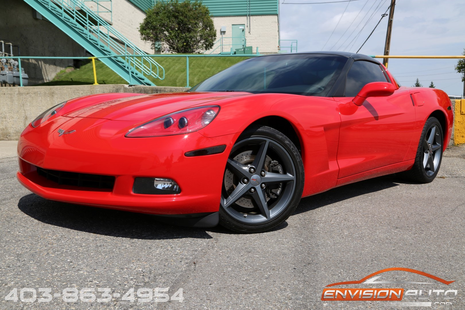 Chevrolet Corvette Coupe Z Lt Vehicle Specification