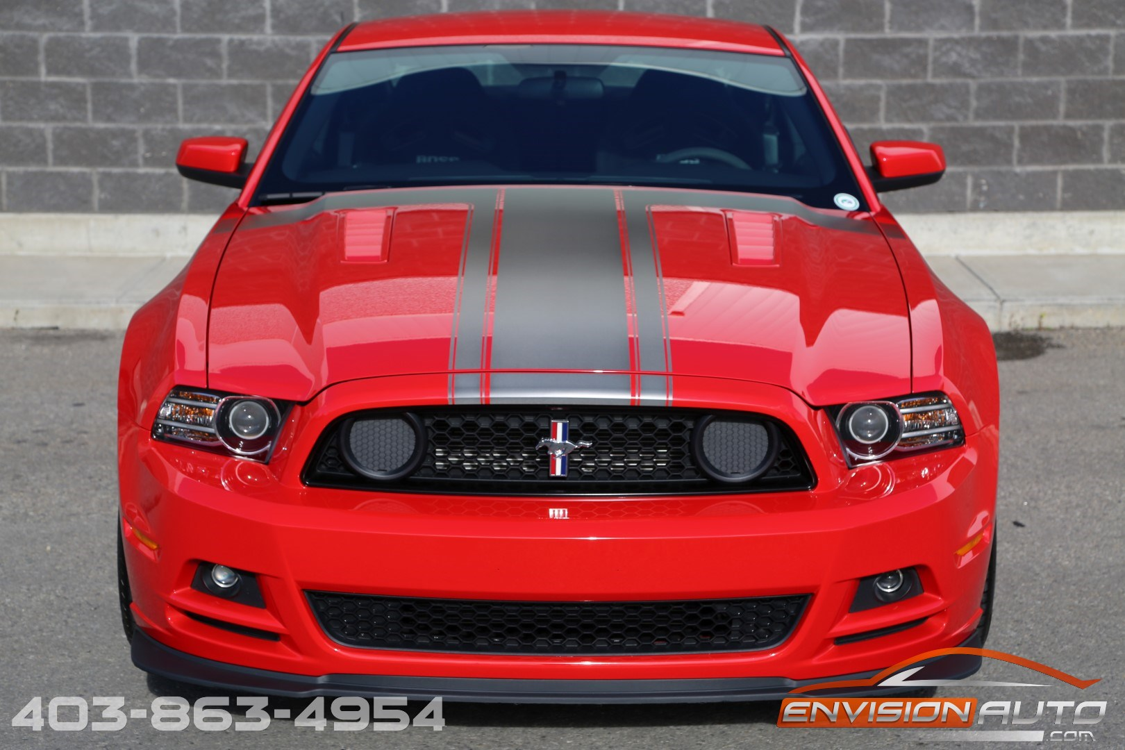 2013 ford mustang boss 302 red track key enabled. Black Bedroom Furniture Sets. Home Design Ideas