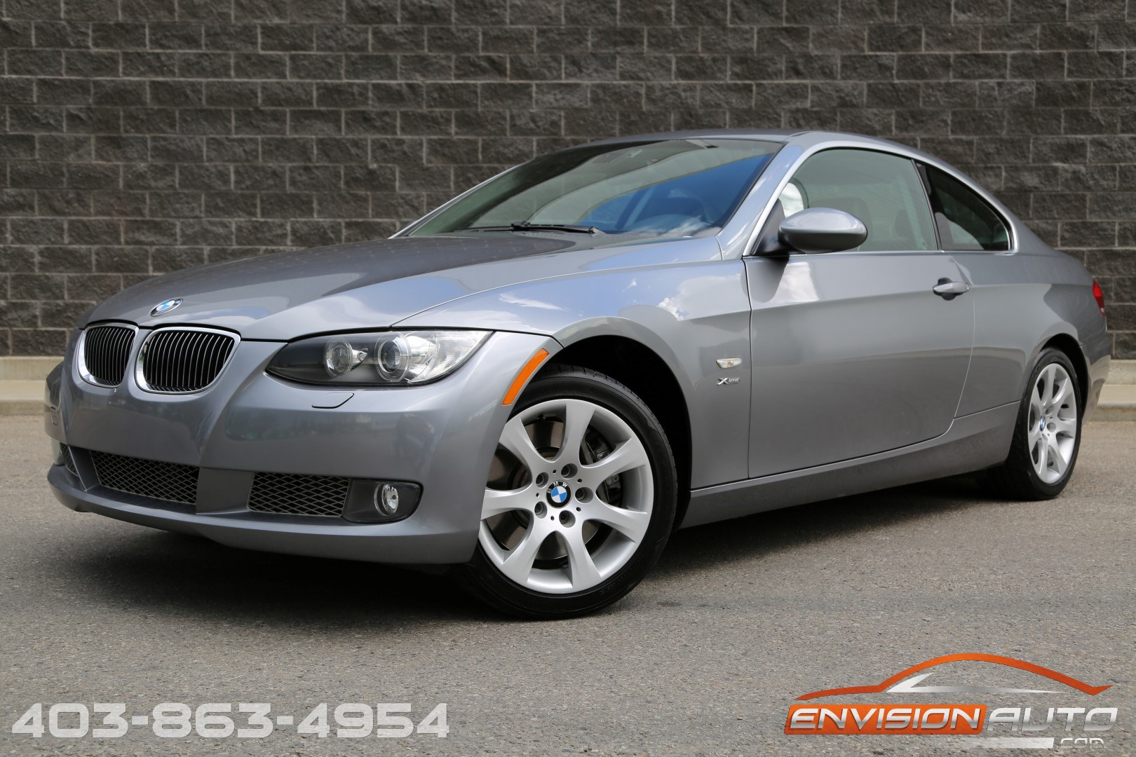 2009 bmw 335i xdrive coupe warranty service history envision auto. Black Bedroom Furniture Sets. Home Design Ideas