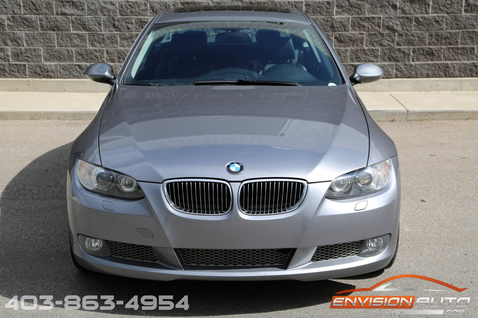 2009 bmw 335i xdrive coupe warranty service history envision auto calgary highline. Black Bedroom Furniture Sets. Home Design Ideas