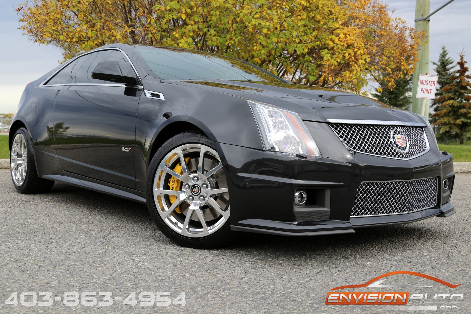 2012 cadillac cts v coupe recaro seats 1 local owner envision auto calgary highline. Black Bedroom Furniture Sets. Home Design Ideas