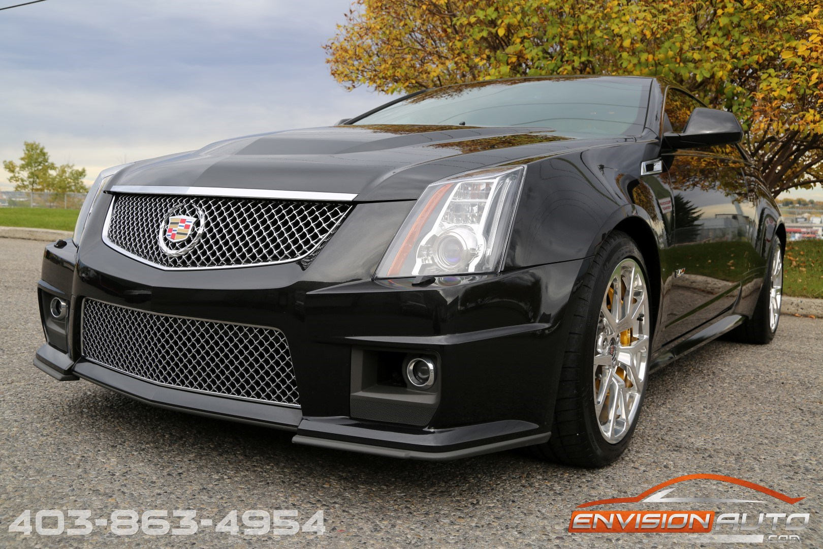 2012 cadillac cts v coupe recaro seats 1 local owner envision auto. Black Bedroom Furniture Sets. Home Design Ideas