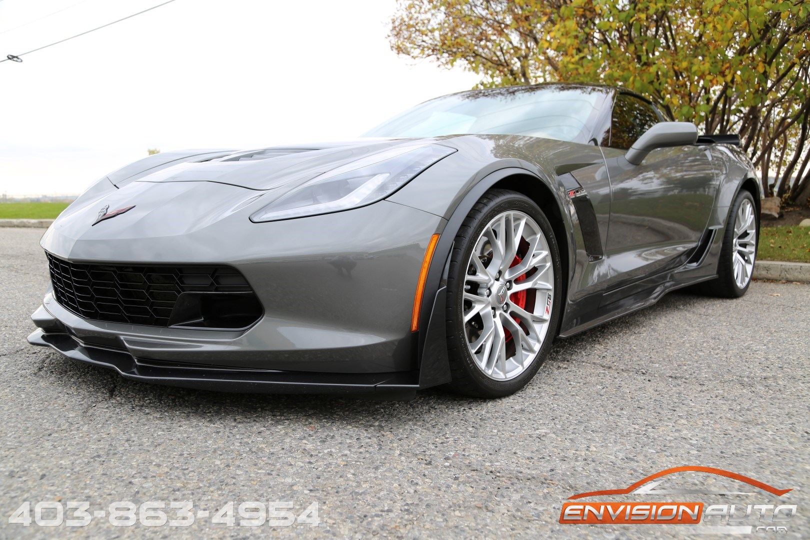 2015 Chevrolet Corvette Z06 2lz Aero Pkg Glass Roof