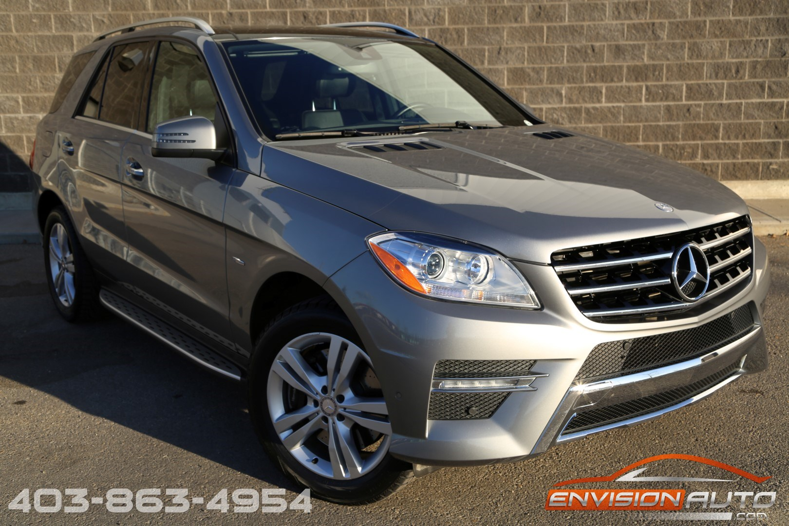 2012 mercedes benz ml350 4matic premium designo envision for 2012 mercedes benz ml350