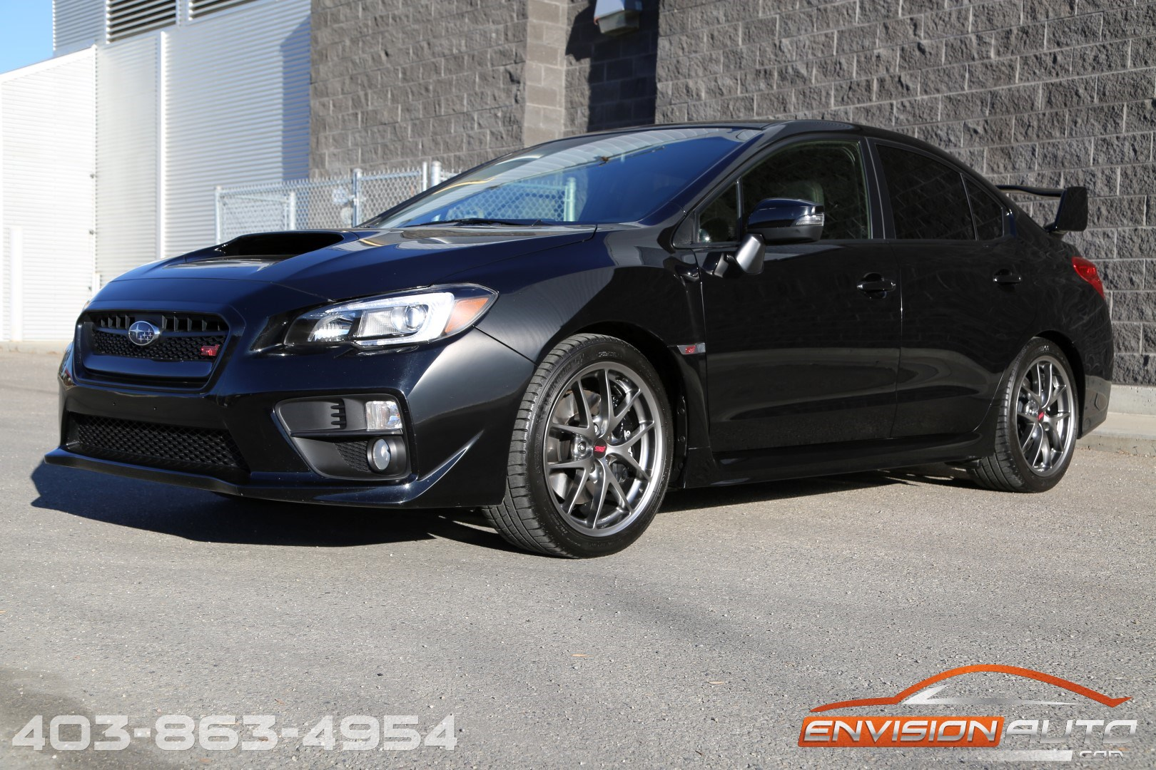 2015 subaru impreza wrx sti sport tech envision auto. Black Bedroom Furniture Sets. Home Design Ideas