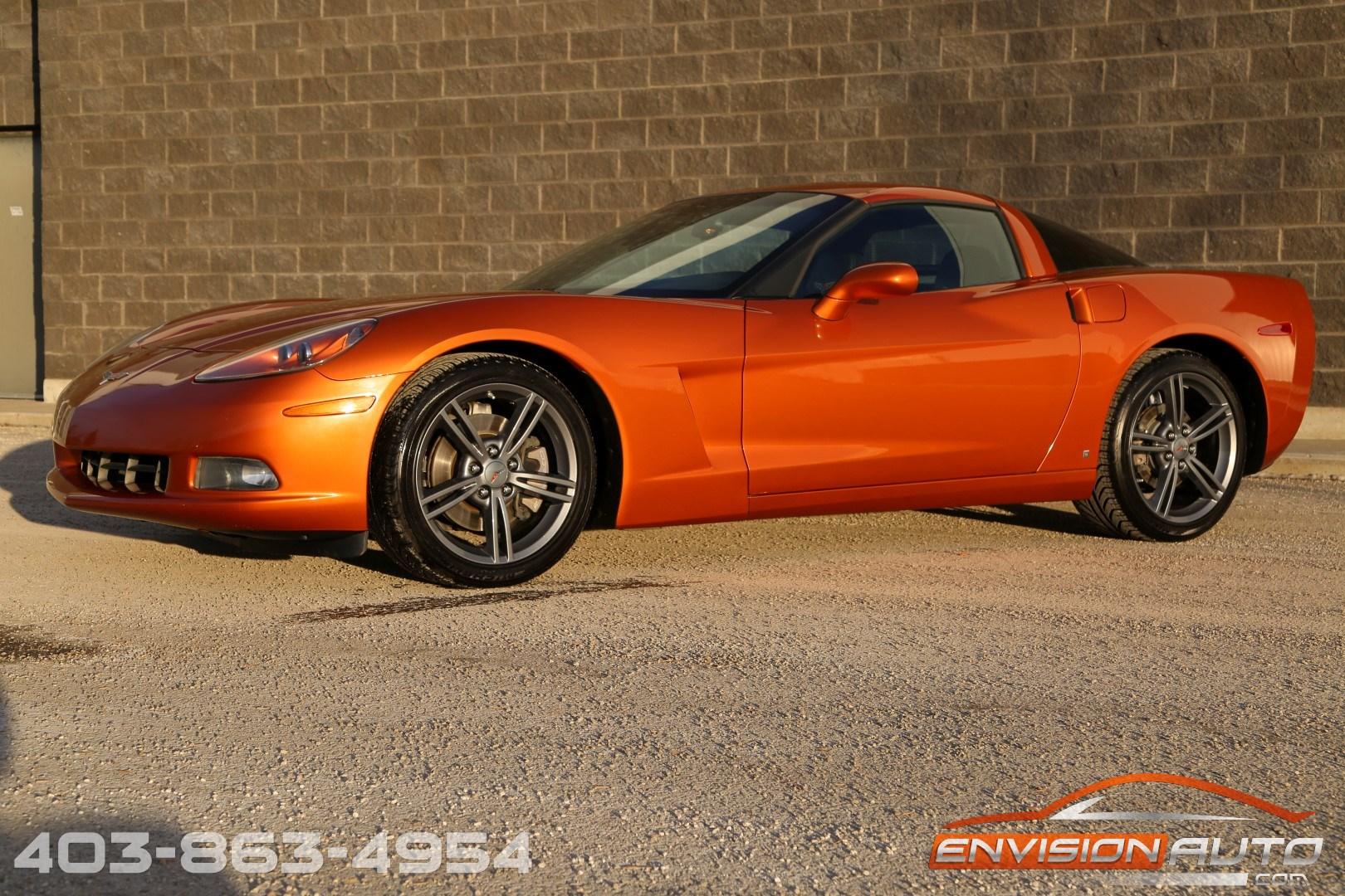 Chevrolet Corvette Coupe LT Automatic Envision Auto - Automatic sports cars