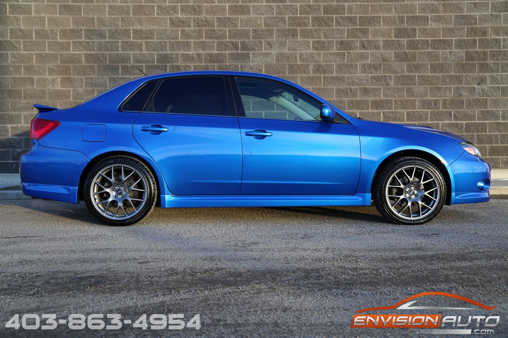 2009 Subaru Impreza Wrx 265 Cobb Tuned Rally Rocket
