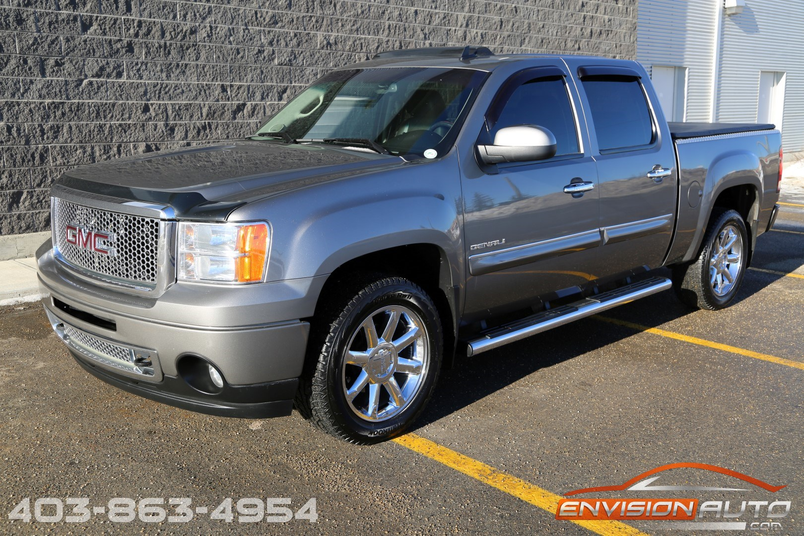 2012 gmc sierra 1500 denali awd 6 2l v8 navi heated cooled seats envision auto calgary. Black Bedroom Furniture Sets. Home Design Ideas