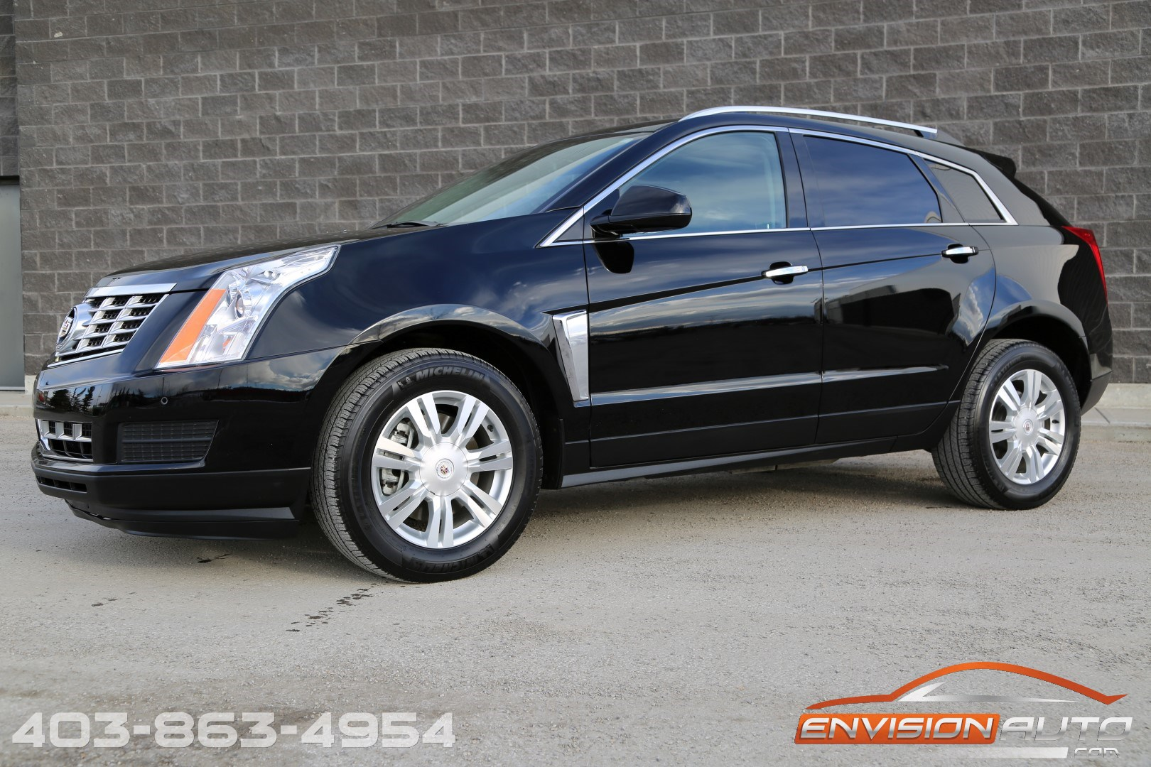 2013 Cadillac Srx4 Luxury Collection Awd Envision Auto