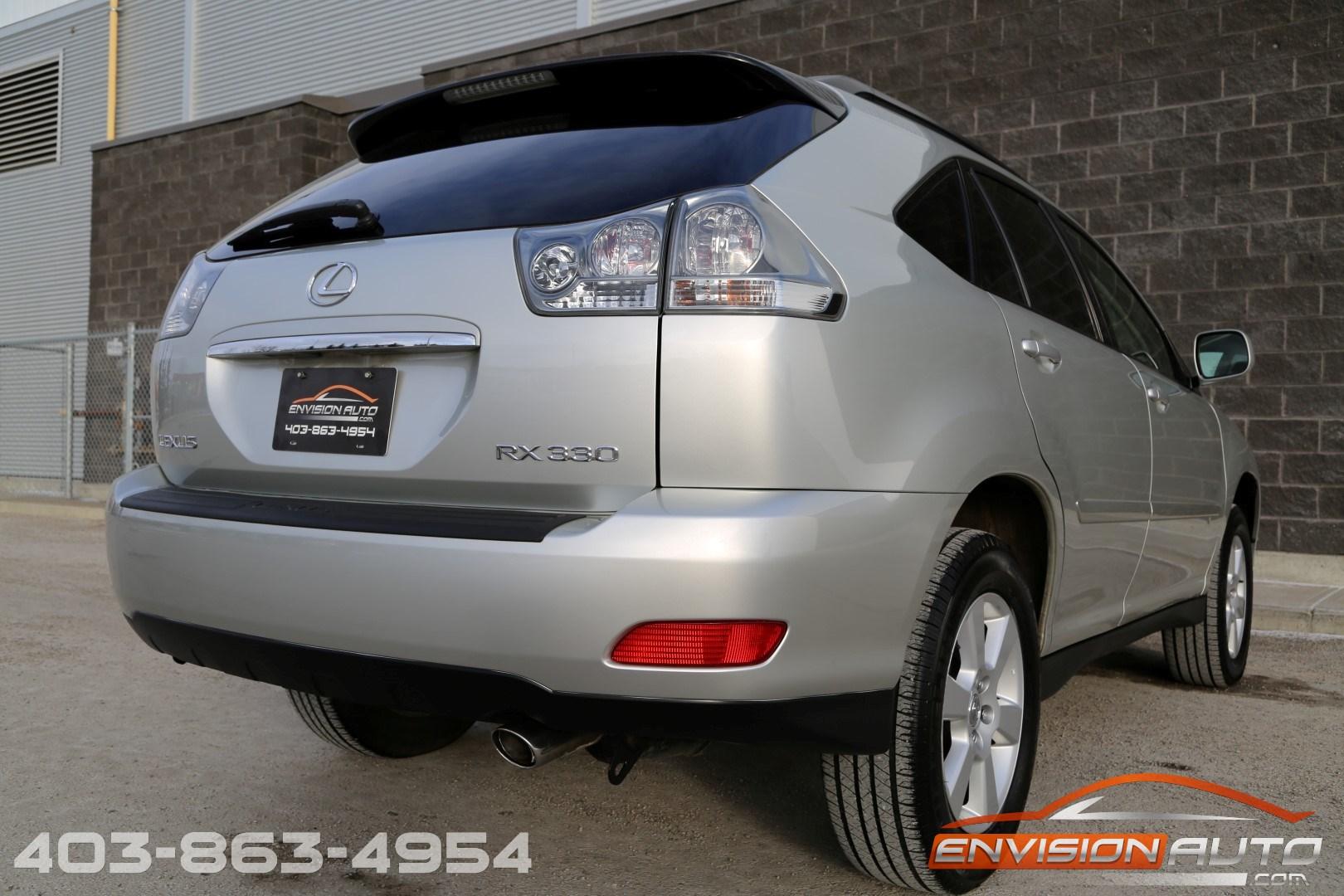 2005 lexus rx330 awd premium envision auto. Black Bedroom Furniture Sets. Home Design Ideas